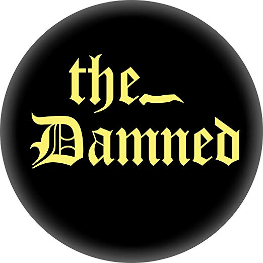 Lighting Operator/Technician for the Damned 1980 -