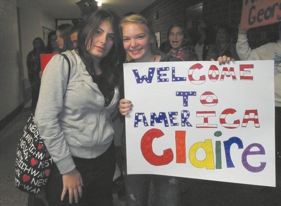 Priceless Bonds Formed Between Exchange Students and Families -