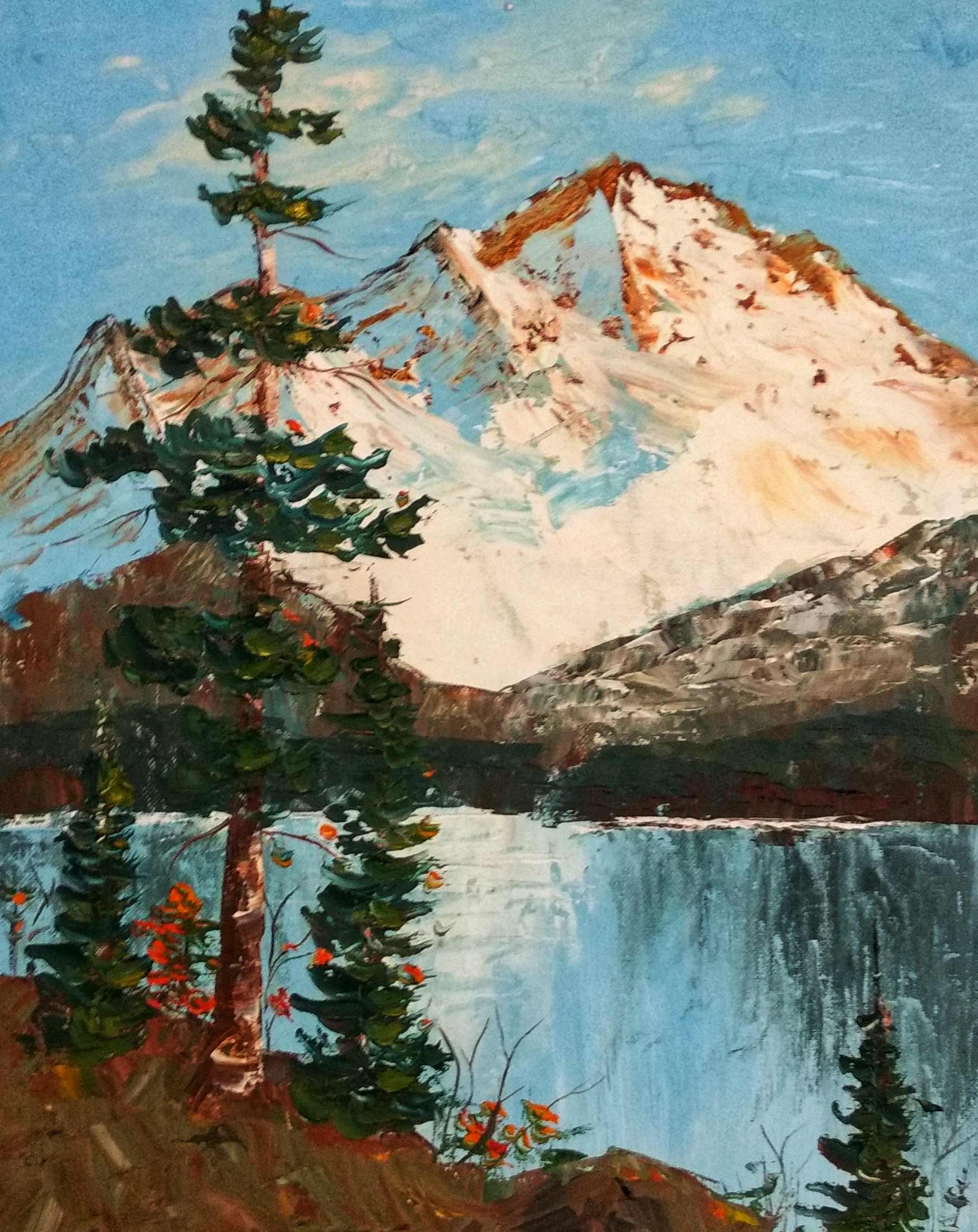 Landscape 1 - Oil