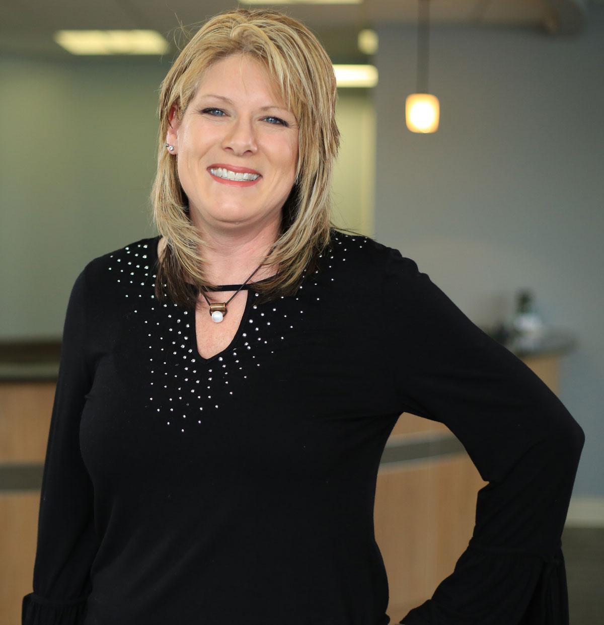 Melissa Morrow - Dental Assistant