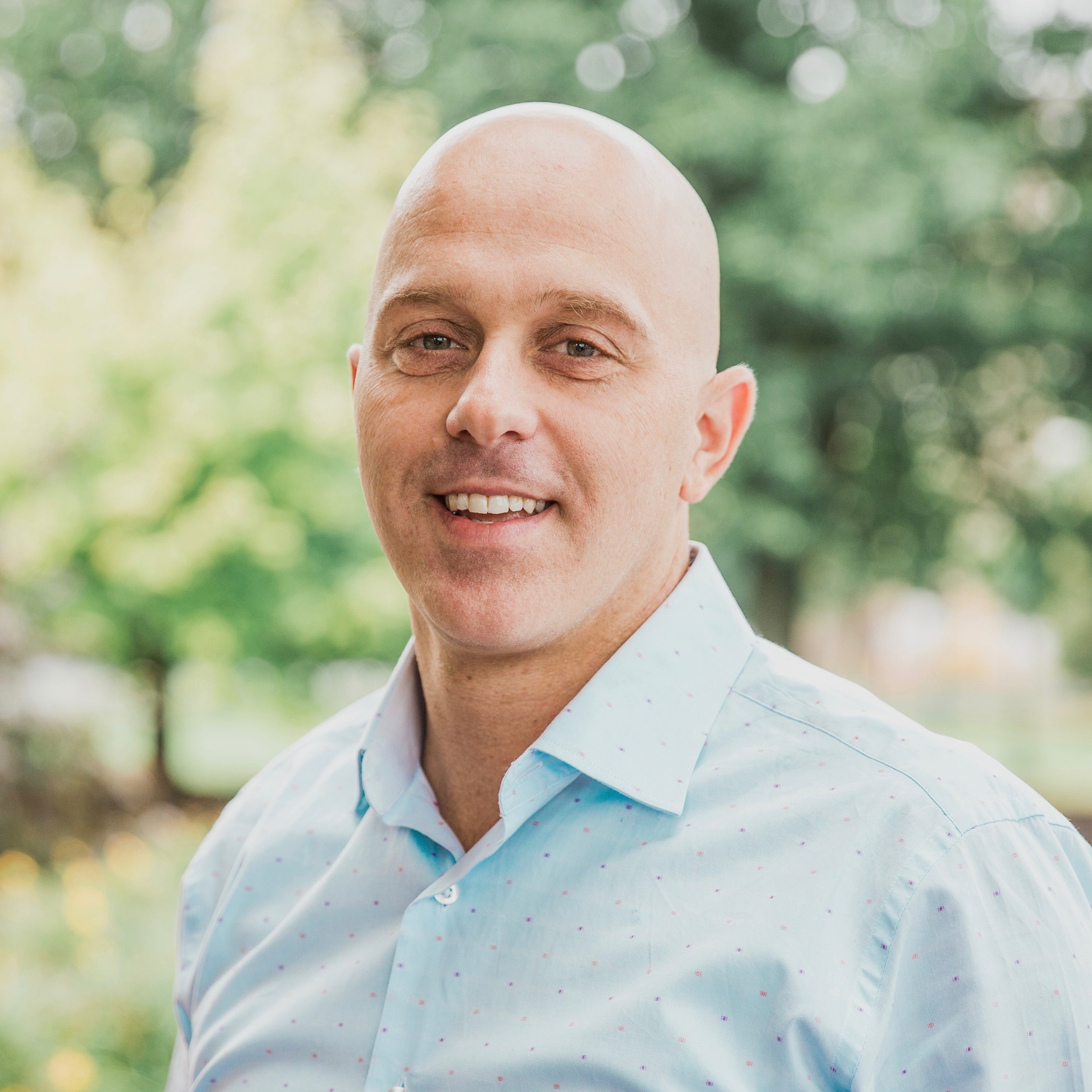 Daniel Hood | Lead Pastor, Visionary Leadership