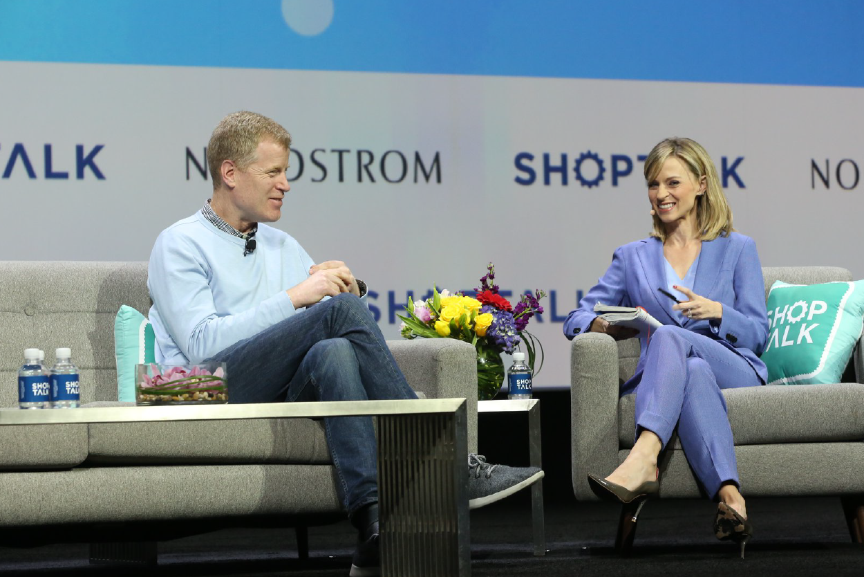 Co-President of Nordstrom, Erik Nordstrom, discusses the model for their new Nordstrom Local stores, centered around convenience and services.