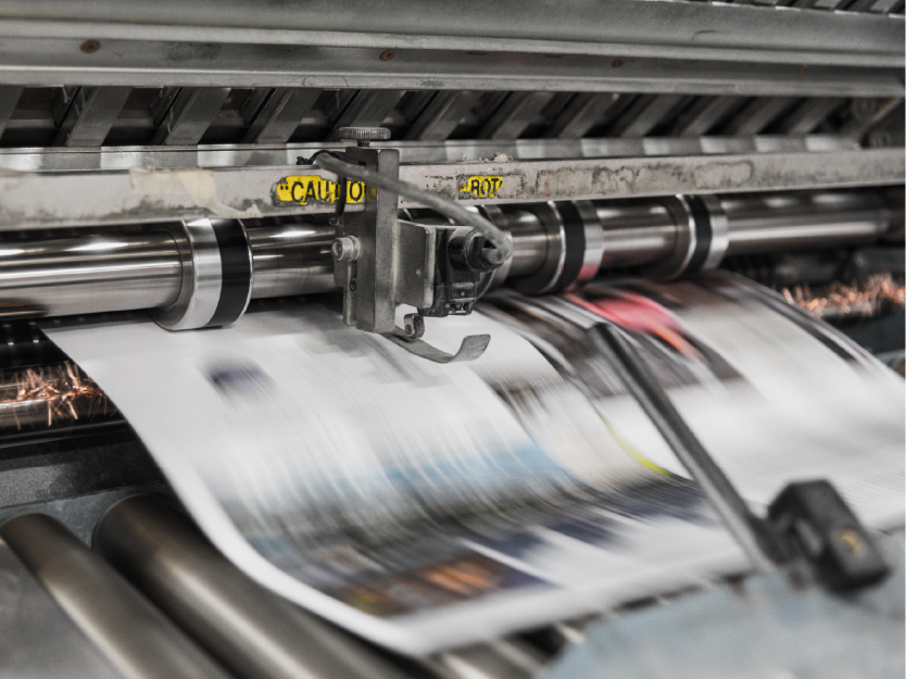 Reduce print cost & ensure brand compliance with IMS Print on Demand -