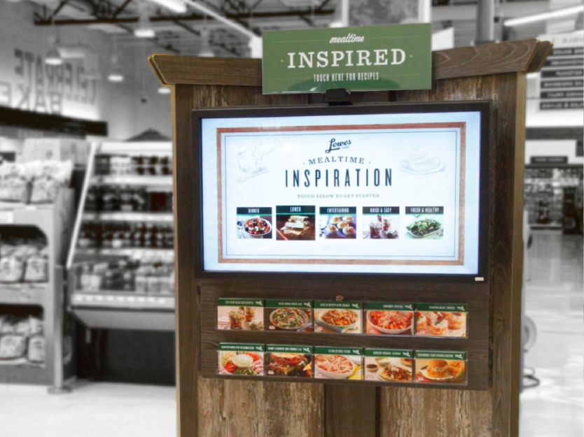 Re-engaging consumers with IMS Kiosk Technology -