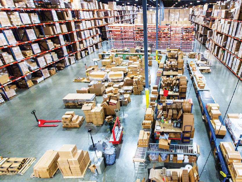 Achieving Operational and Cost Efficiencies with IMS Warehousing & Fulfillment Services -