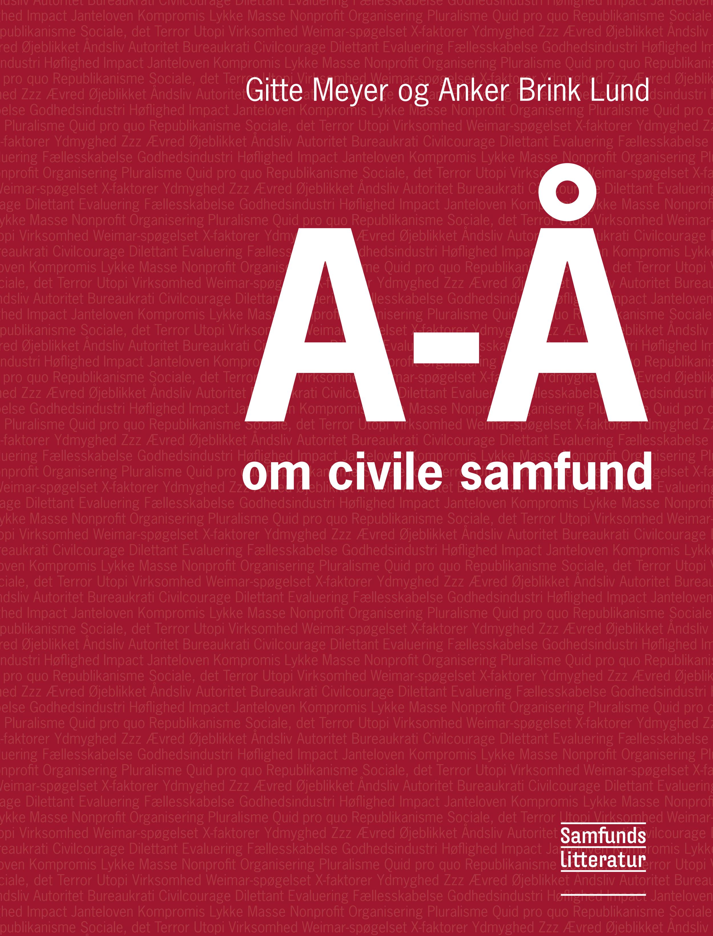 A-Å om civile samfund