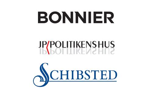 Bonnier, JP, Schibsted