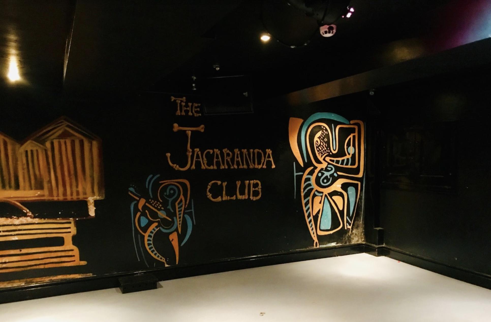 The Jacaranda Club