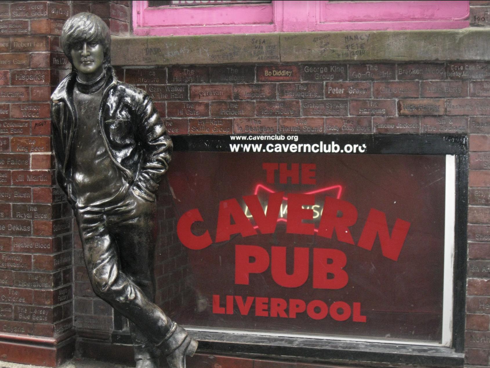 The Cavern Pub Liverpool