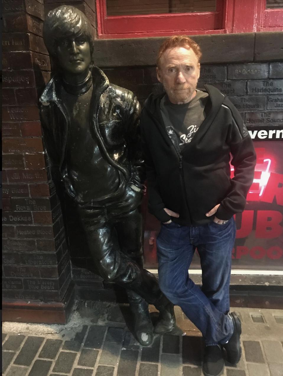 Danny Bonaduce The Cavern Pub Liverpool