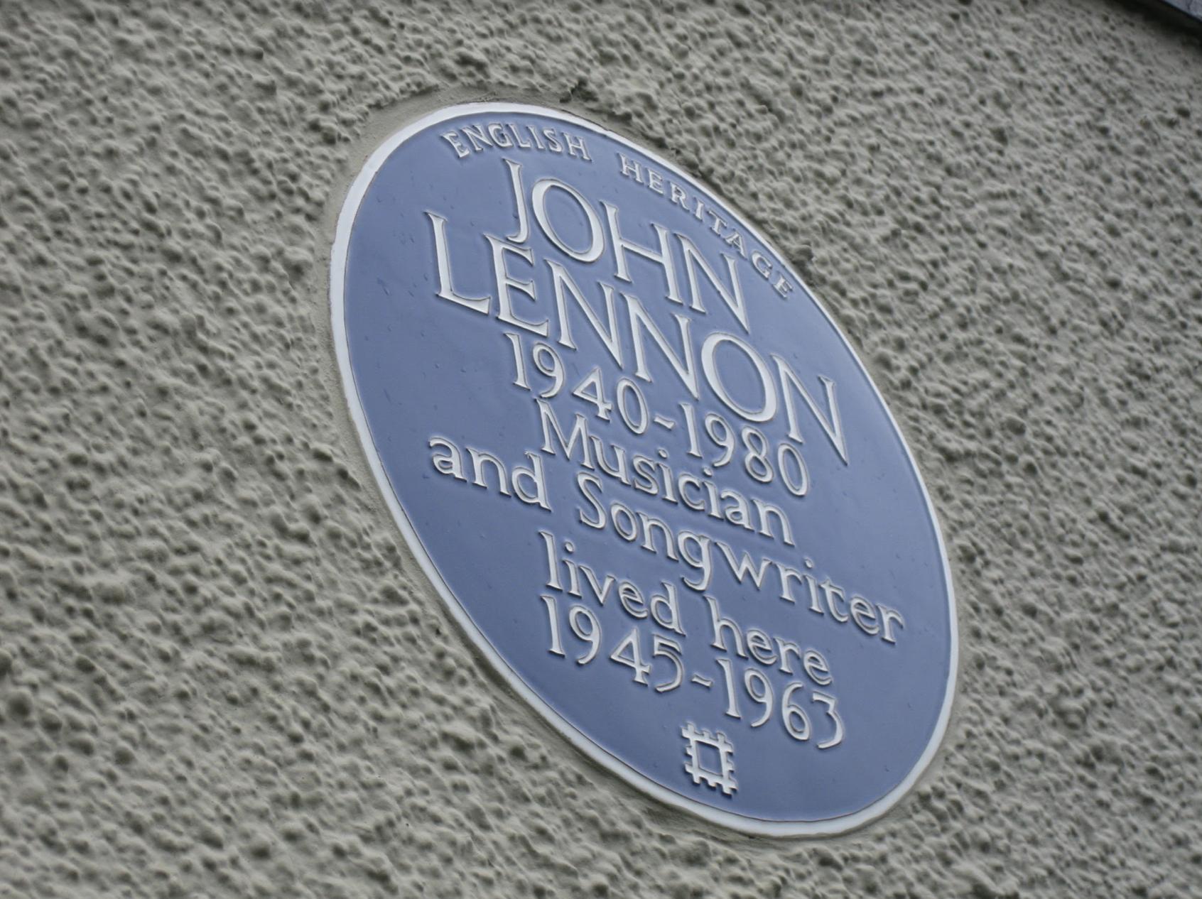 House of John Lennon