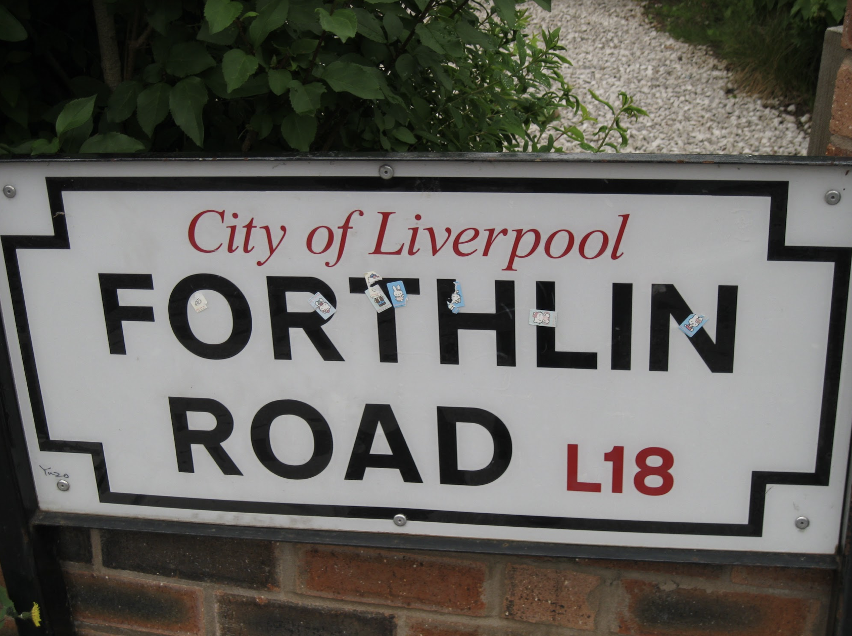 Forthlin Road Liverpool