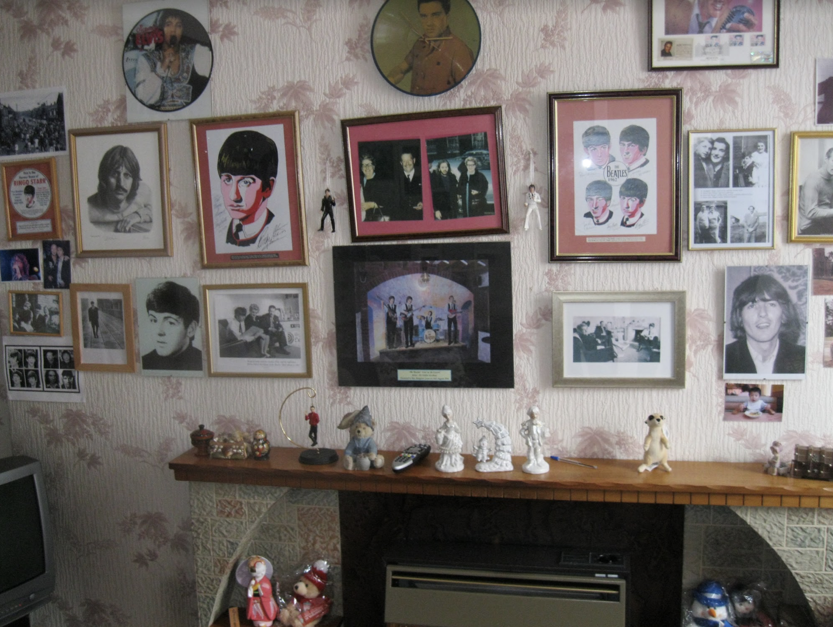 The home of Ringo Starr
