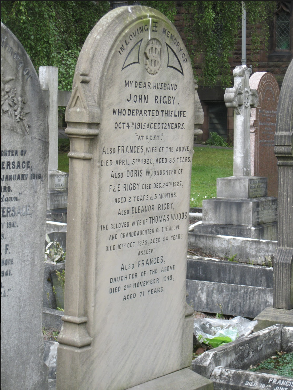 Eleanor Rigby's Grave