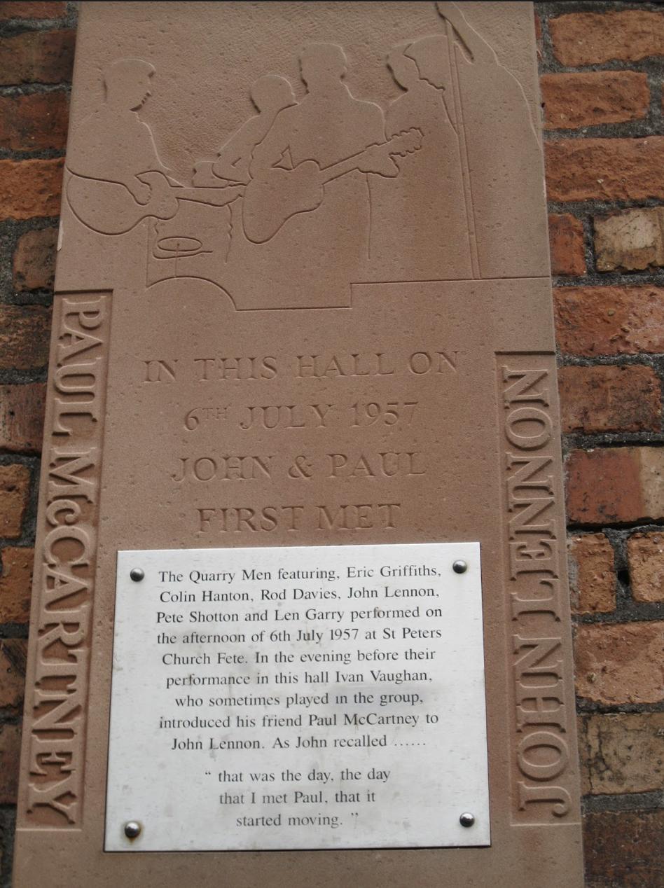 Where The Beatles Met Liverpool
