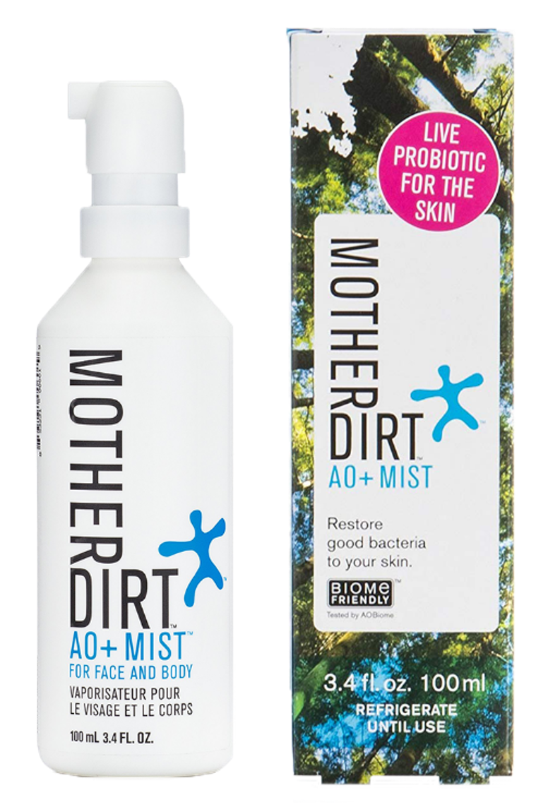 Mindful Self Care Gifts Mother Dirt AO Probiotic Face Mist