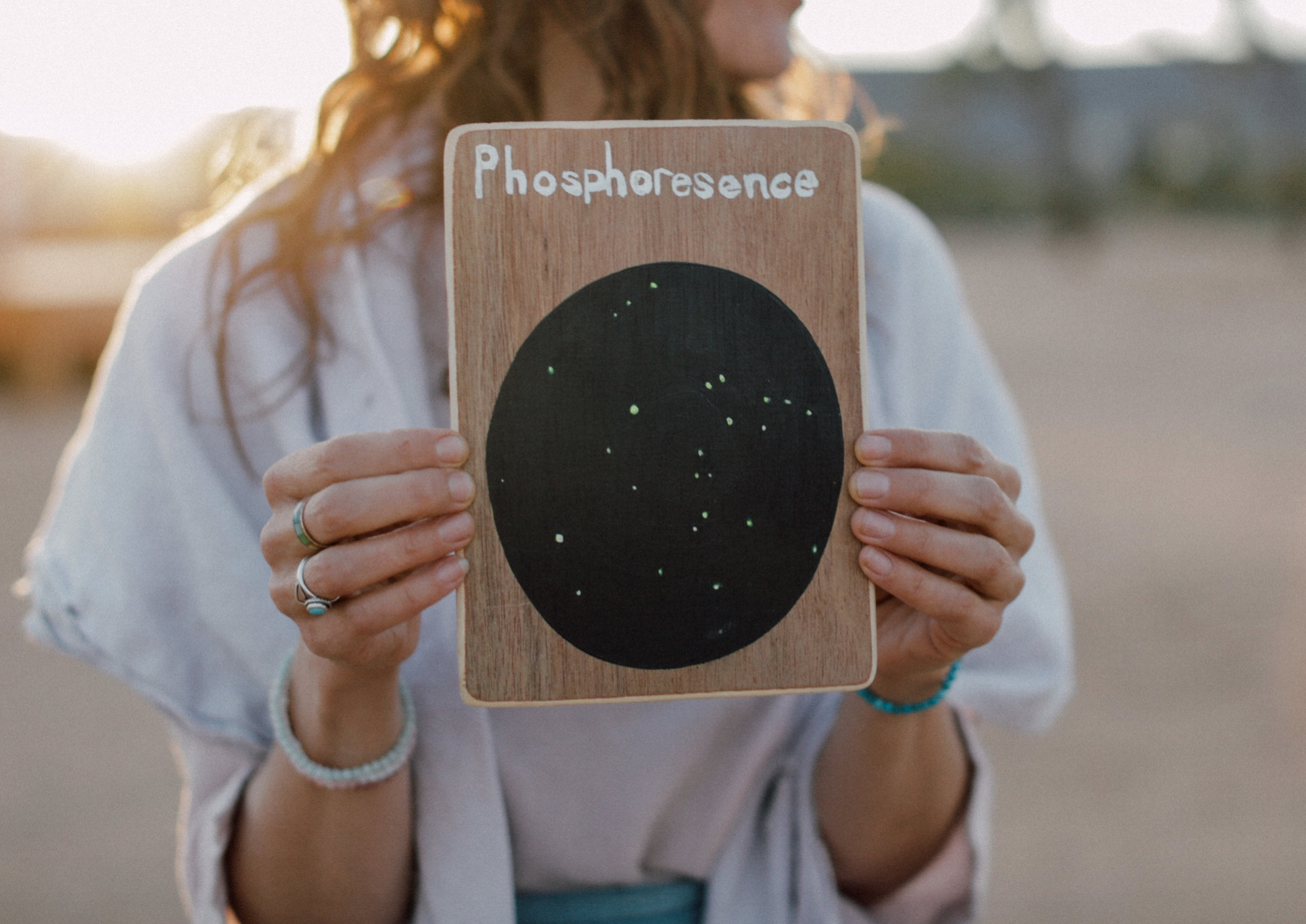 'Phosphoresence' Animal Medicine Cards by Adriana Atema. photo by Leslie Satterfield