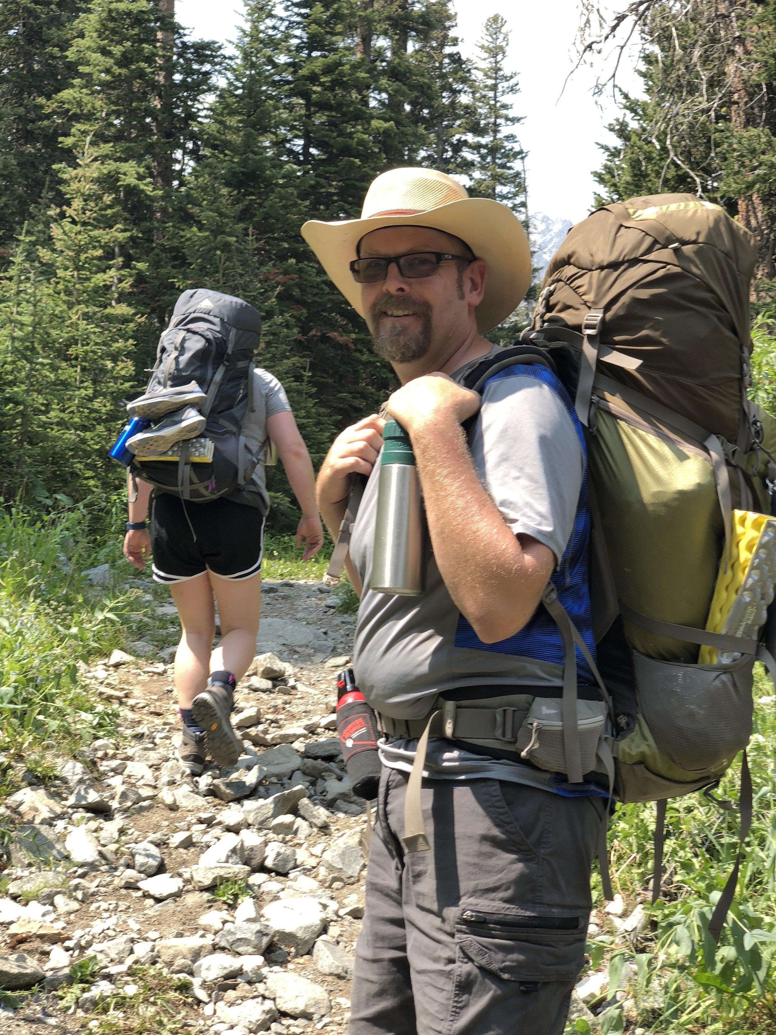 Rainbow Lake Lead:  Marty Williamson