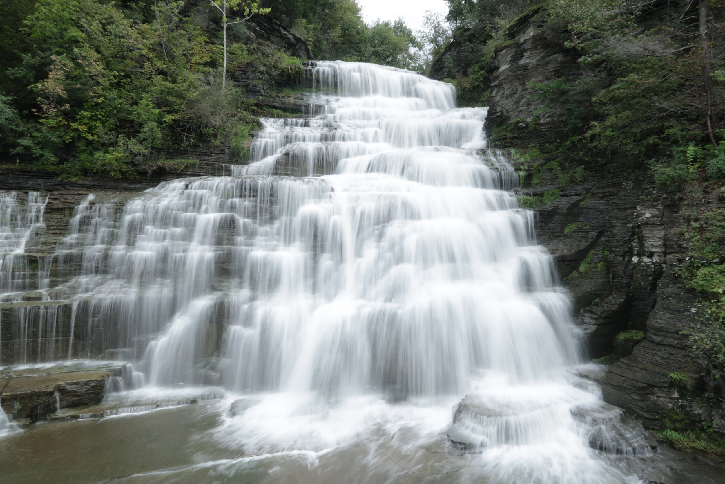 Shequagua Falls