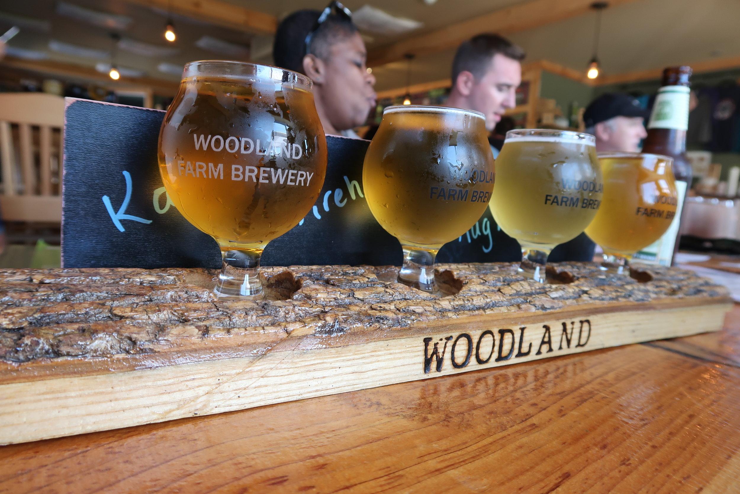 Woodland Brewery