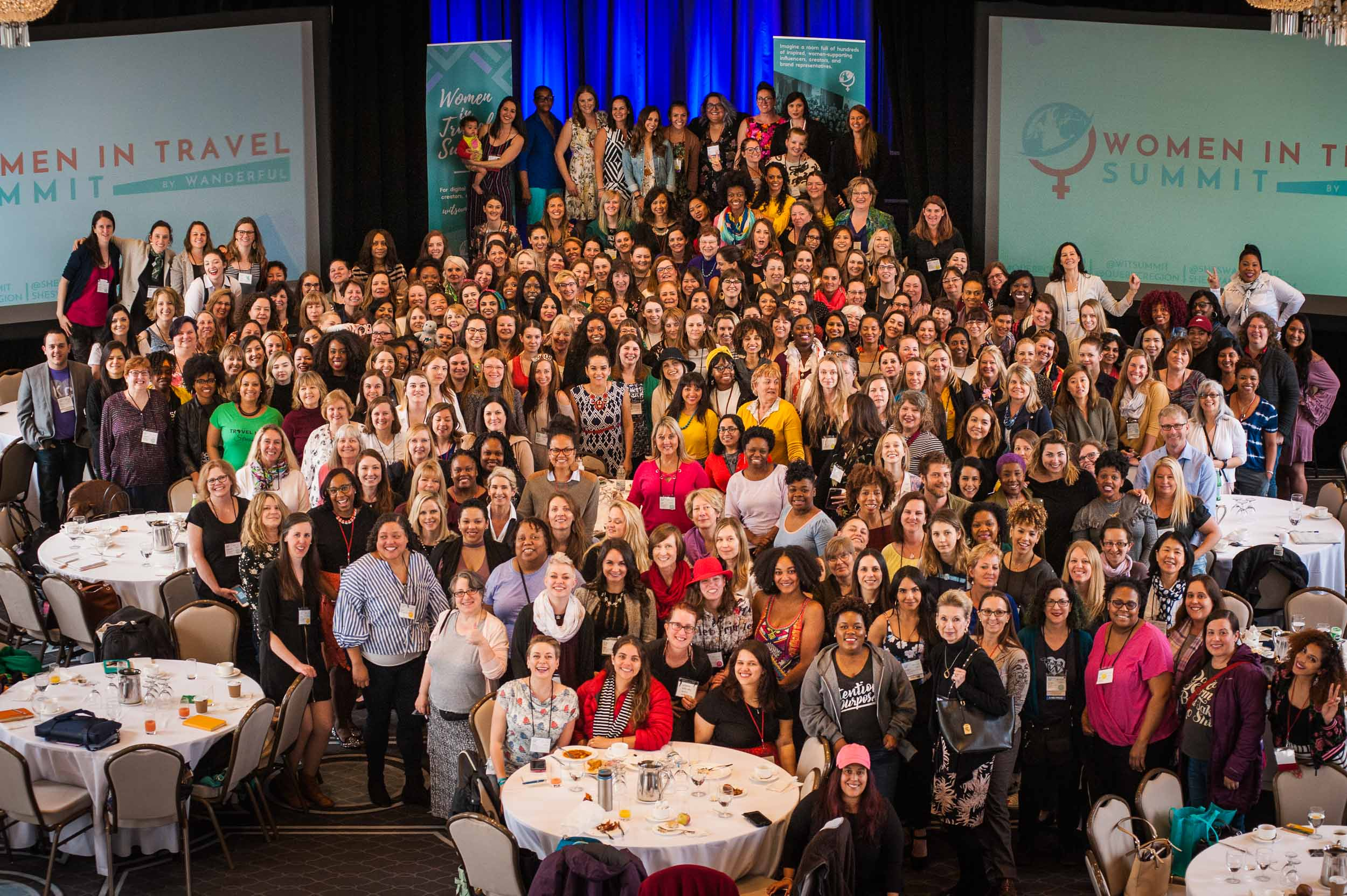 Photo by: Jason Seagle/Women in Travel Summit