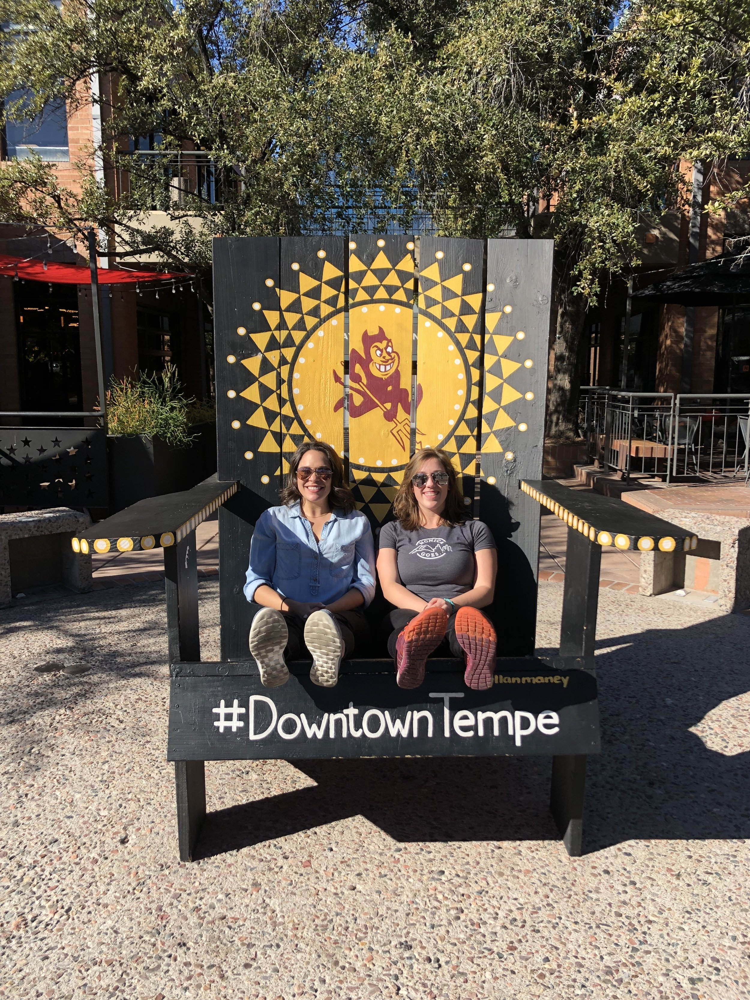 #DowntownTempe
