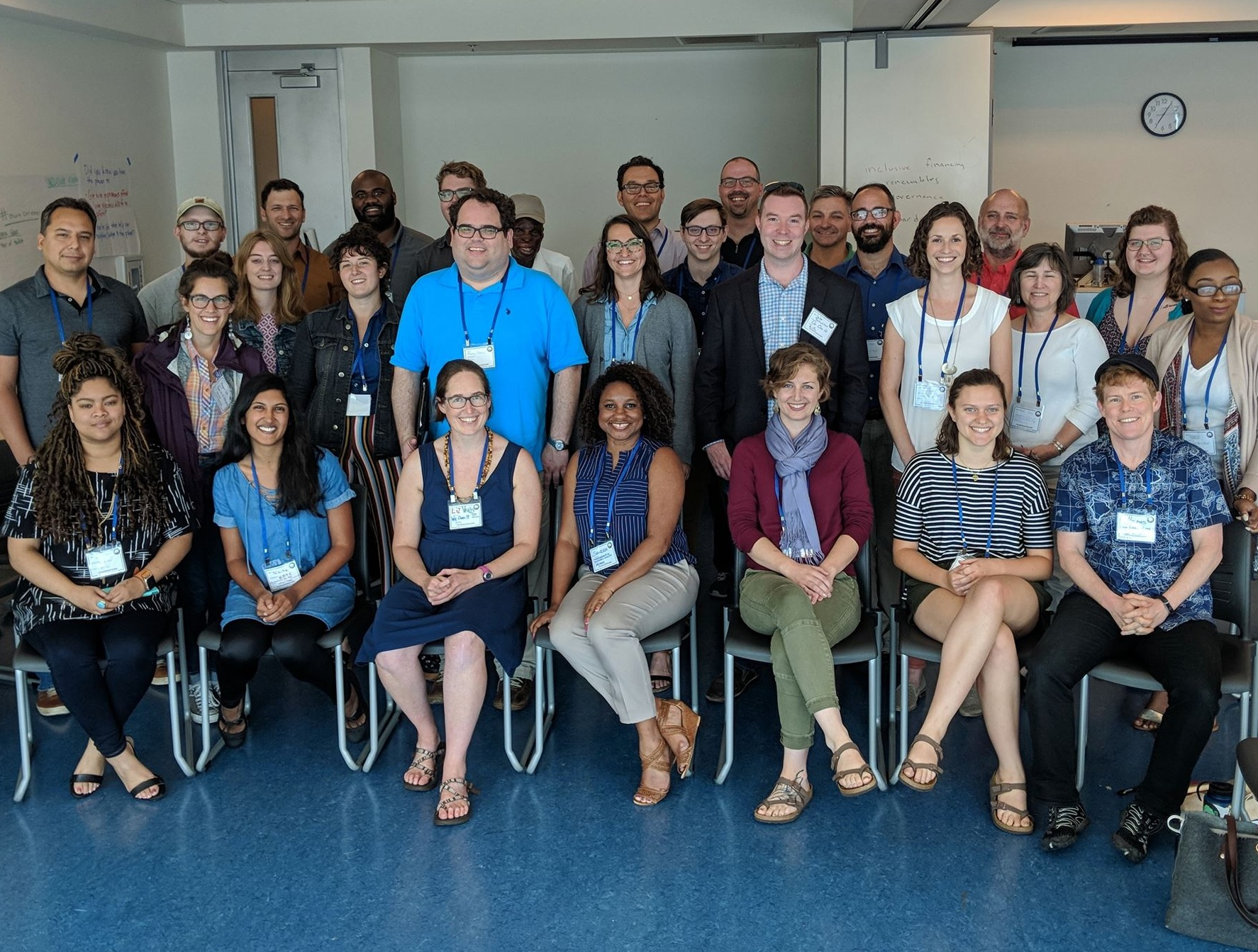 NEC REC Network Gathering at CommonBound 2018