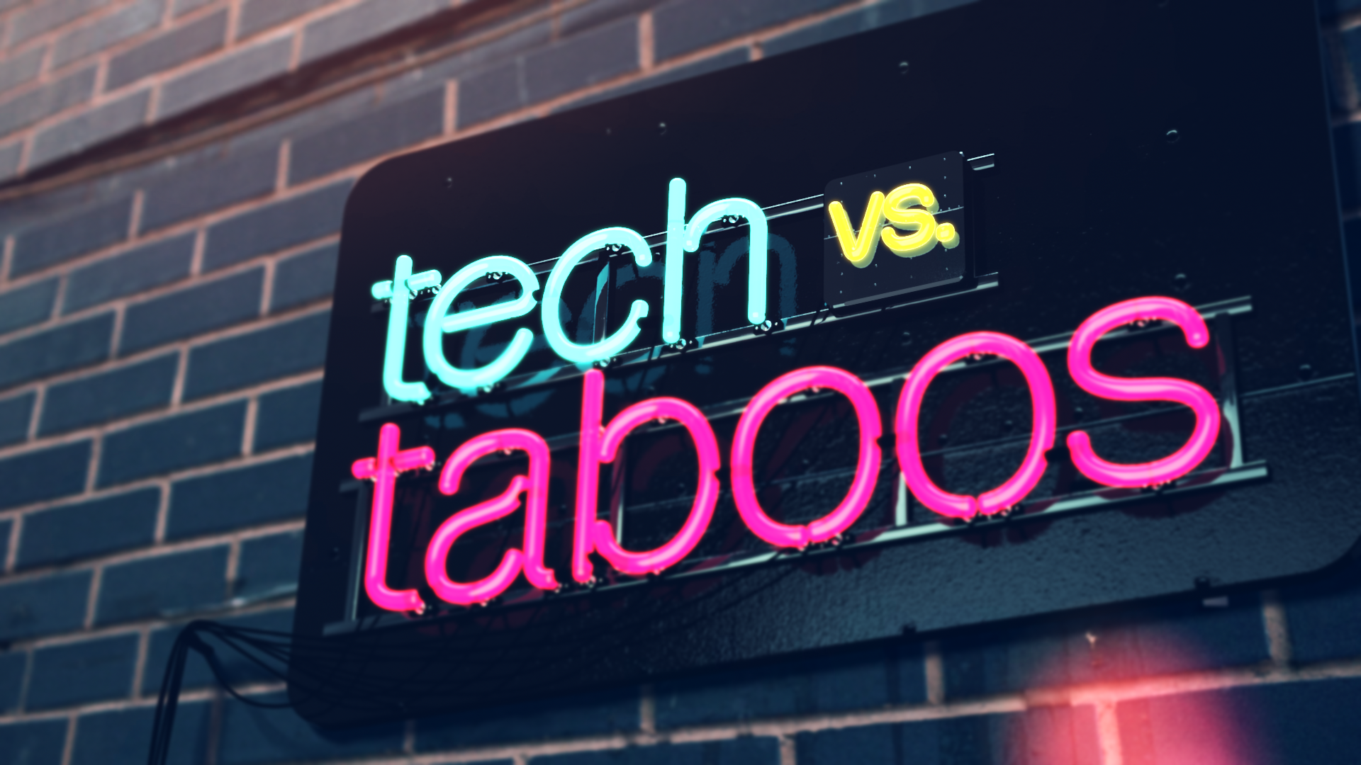 CNN I Tech vs. Taboos I Series