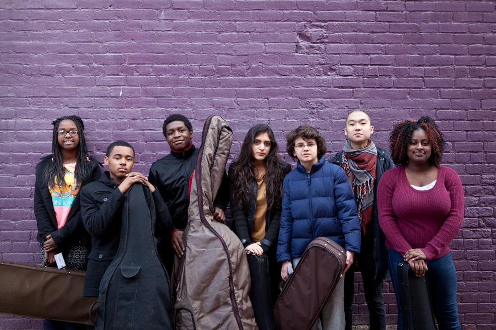 Ambassador Ensemble -