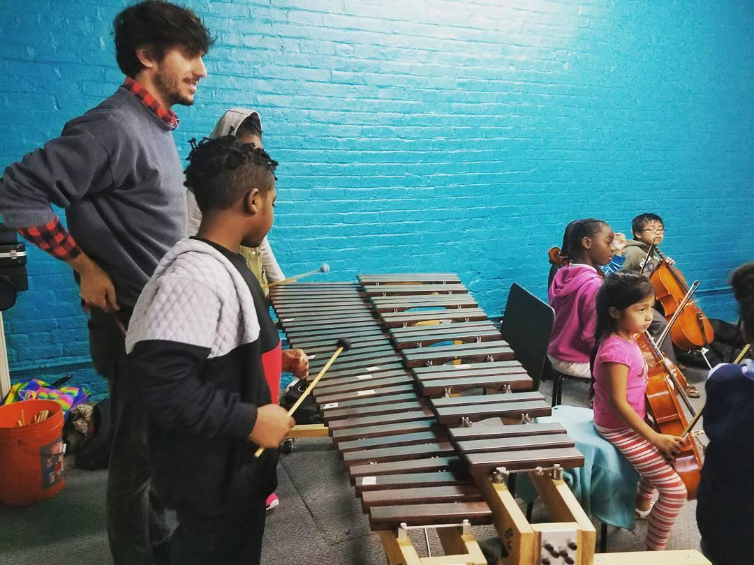 PercussionEnsemble -