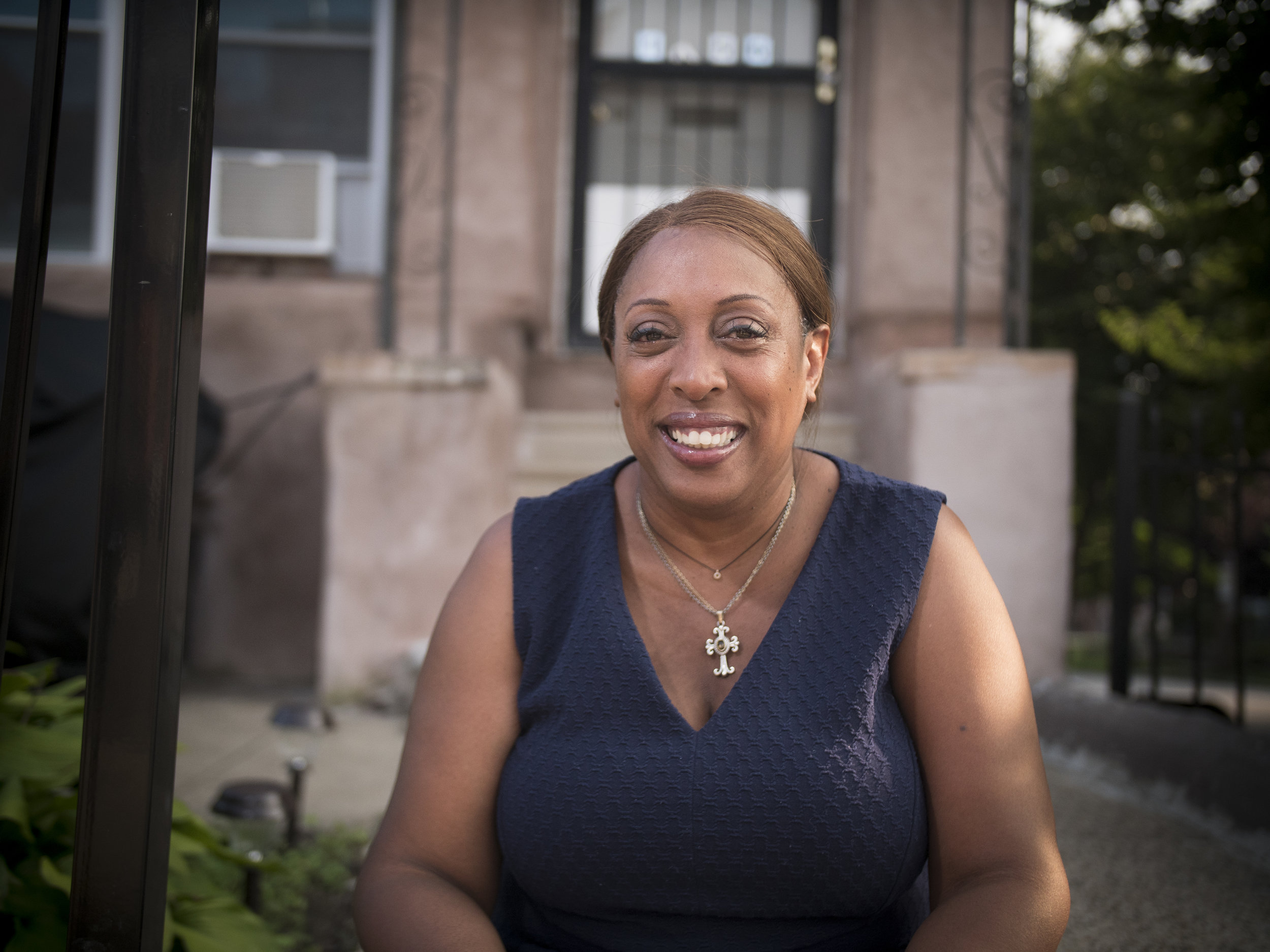 About - Meet Tonya Bah, her story, her community,her mission and her passion for Philadelphia and the people in it.