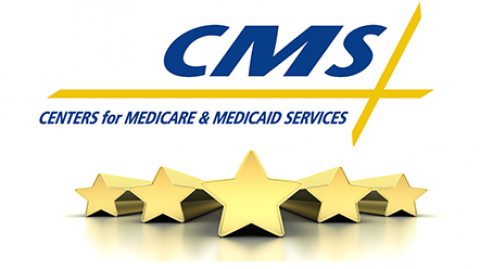 CMS 5 STAR FACILITY - CMS takes into account 3 key categories when deciding star value, health inspection, quality measures and staffing. Grand View Care center has received a 5 star rating based off these 3 measures.