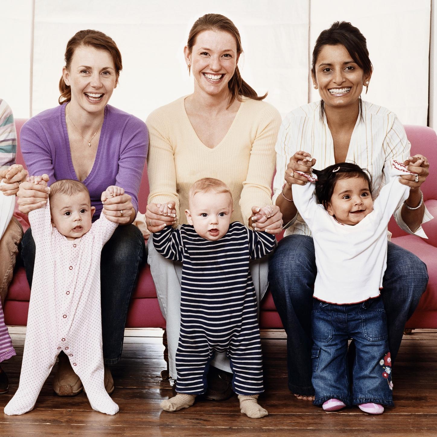 At-Home Group Classes -