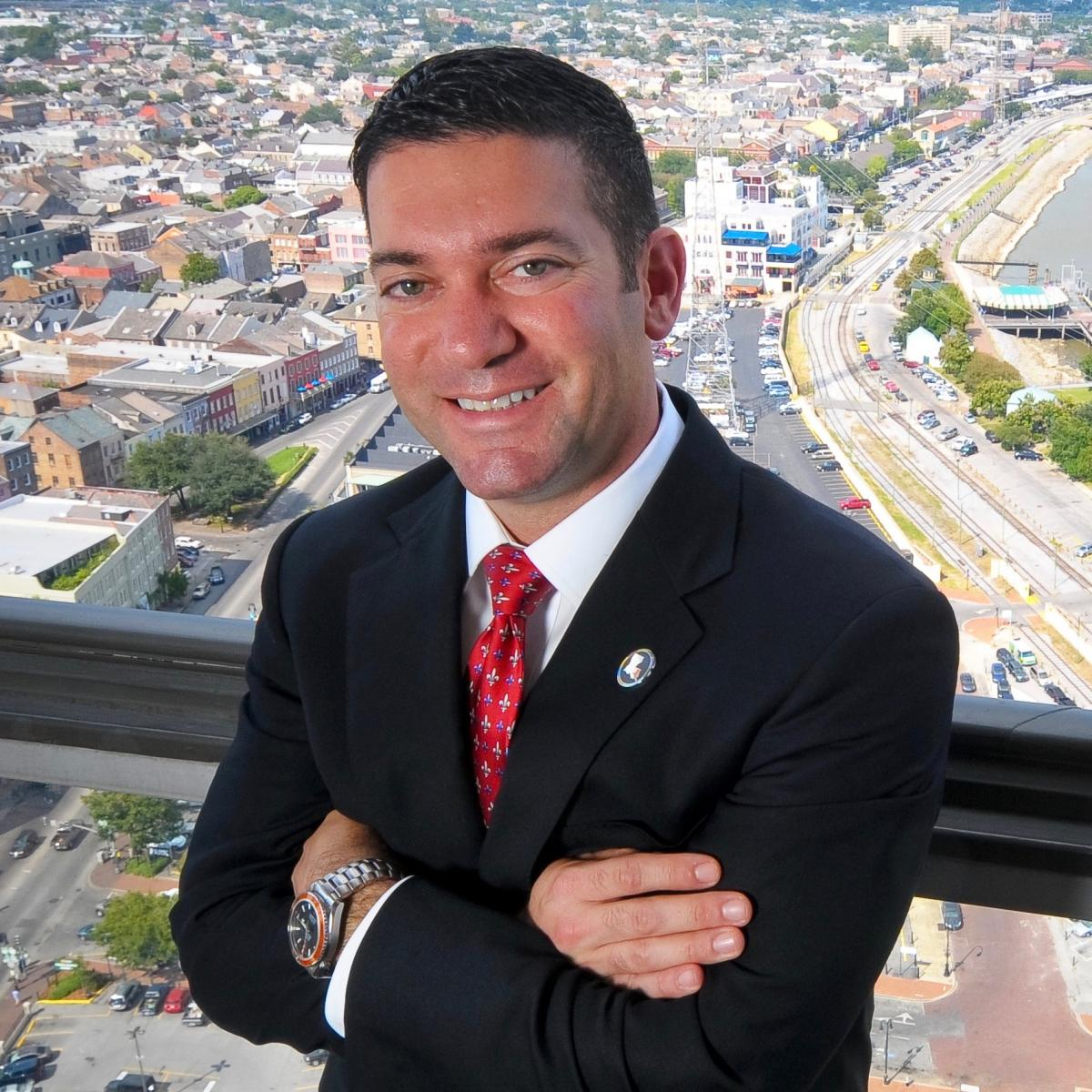 Michael Hecht, President & CEO    Greater New Orleans, Inc.