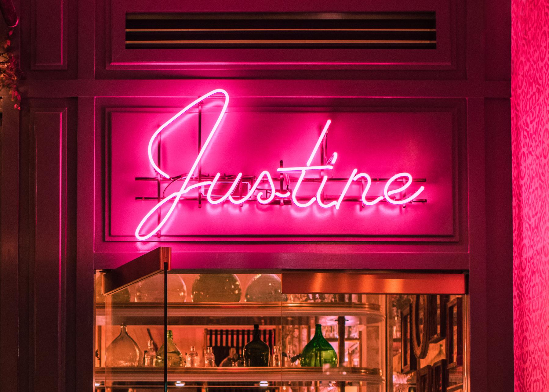 Maître D Oeuvre Orléans new orleans french quarter brasserie menu — justine