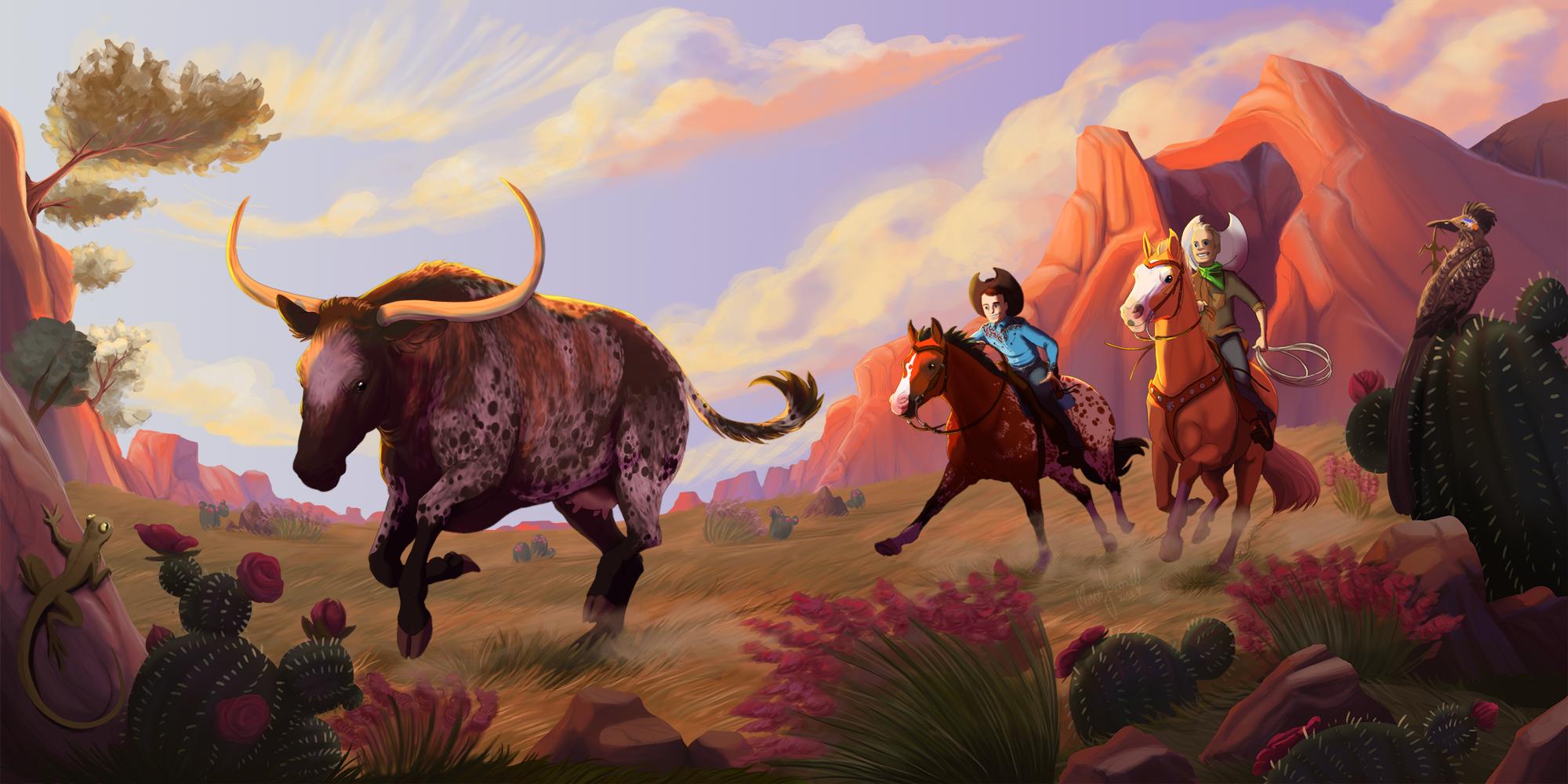 Illustration   Front illustration for Whispers Peak