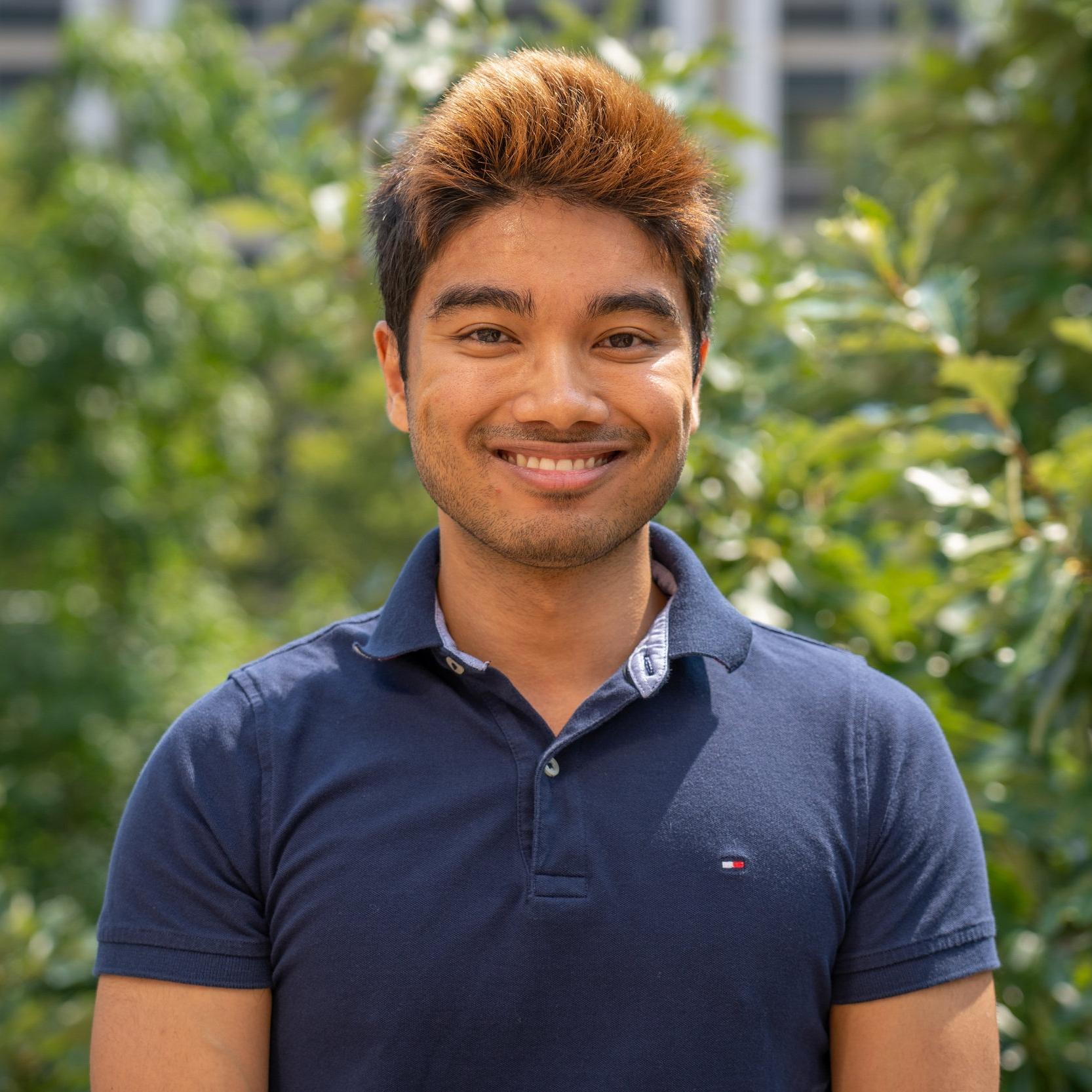 Han Altae-Tran  Graduate Student