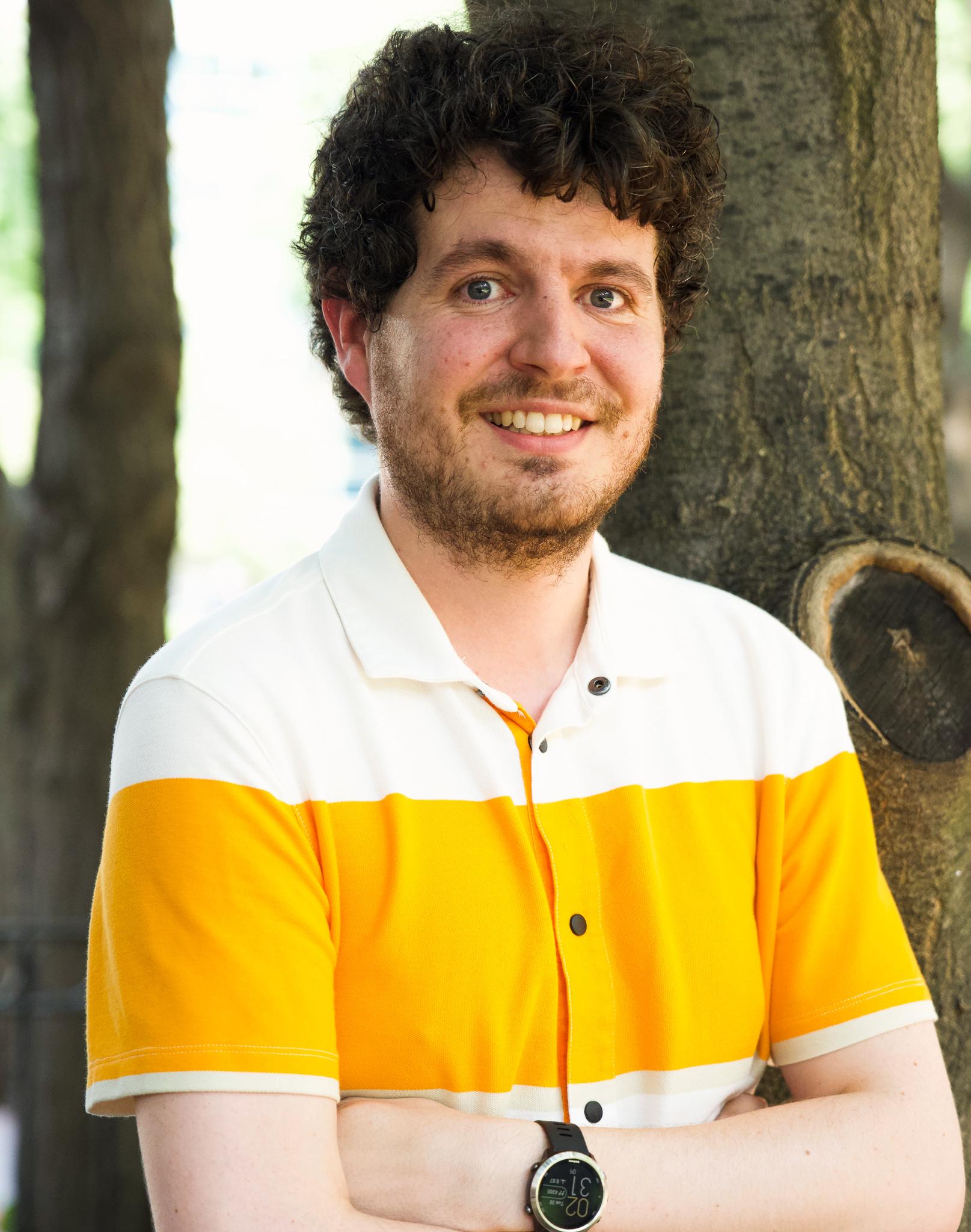 Guilhem Faure  Computational Scientist II