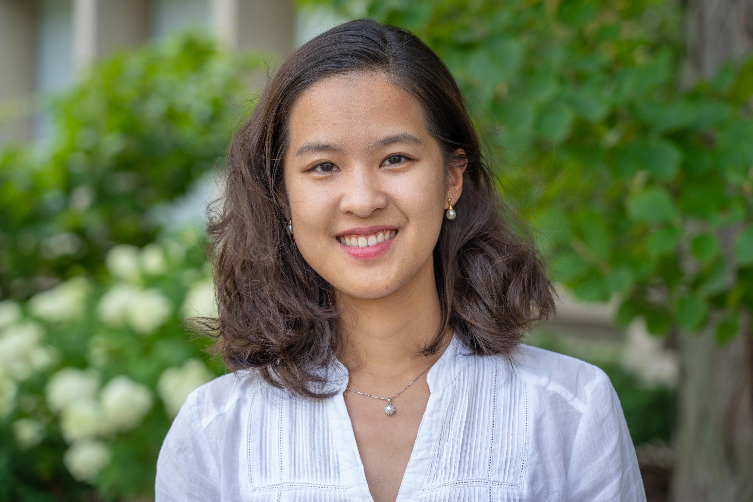 Amy Guo  Research Associate