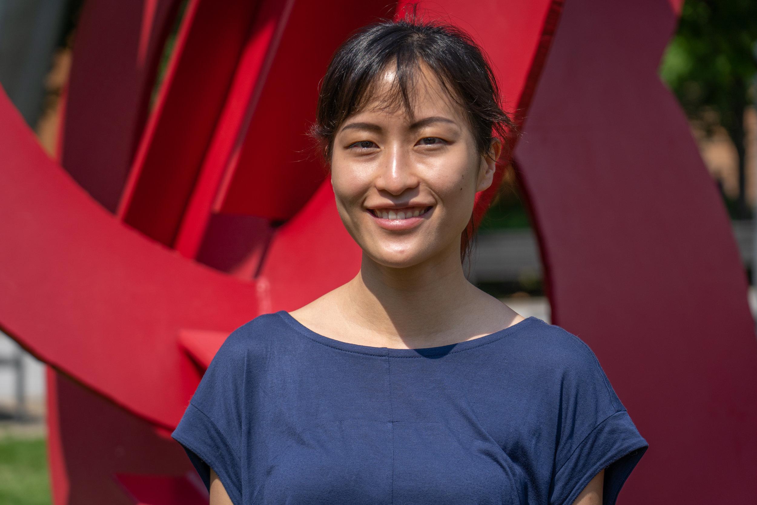 Julia Joung  Graduate Student