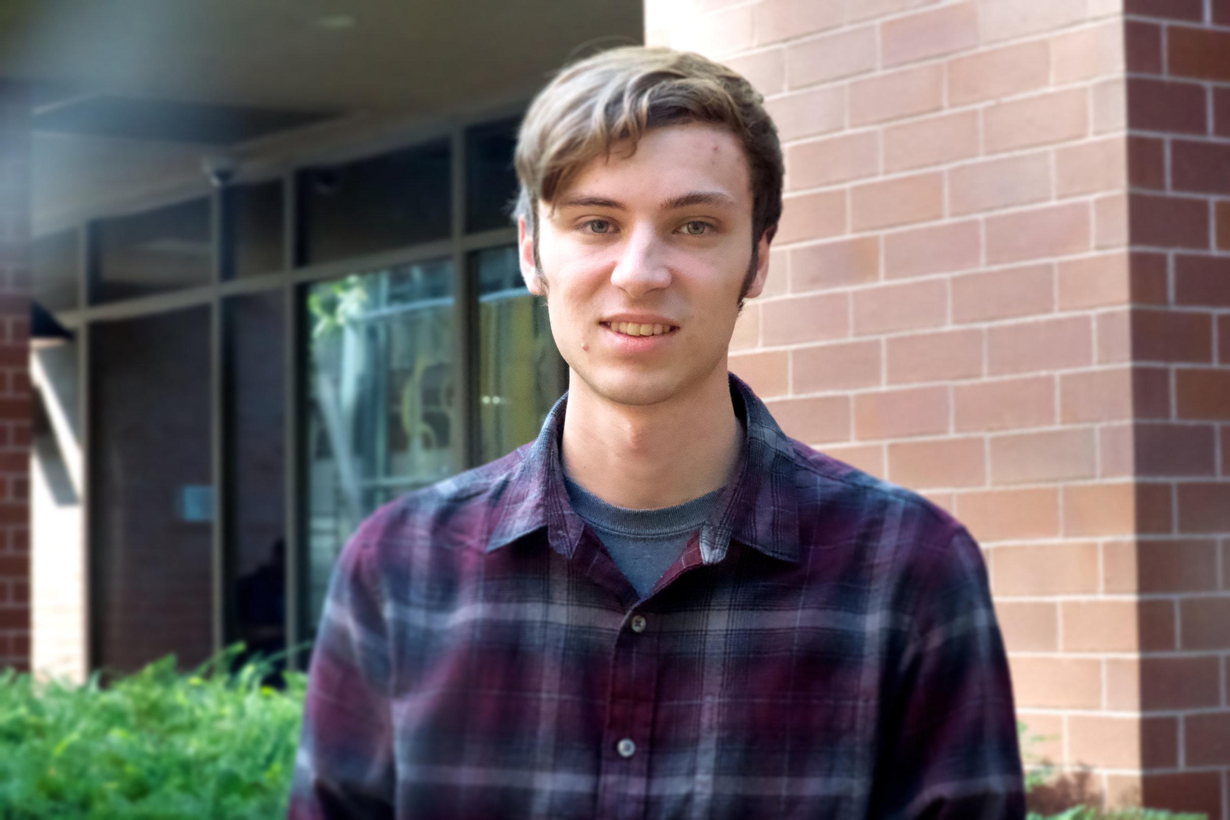 Joe Kreitz  Graduate Student