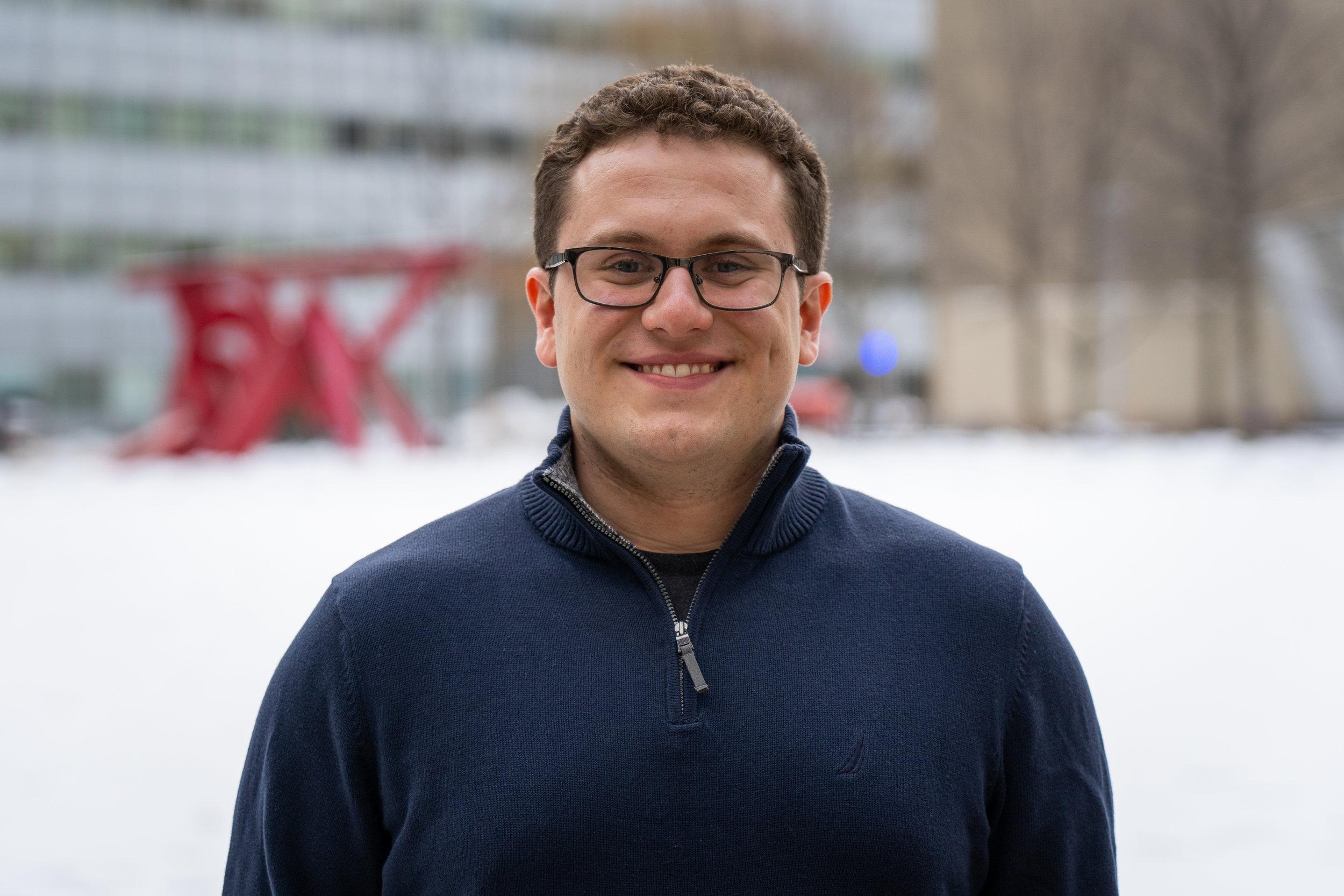 Blake Lash  Graduate Student