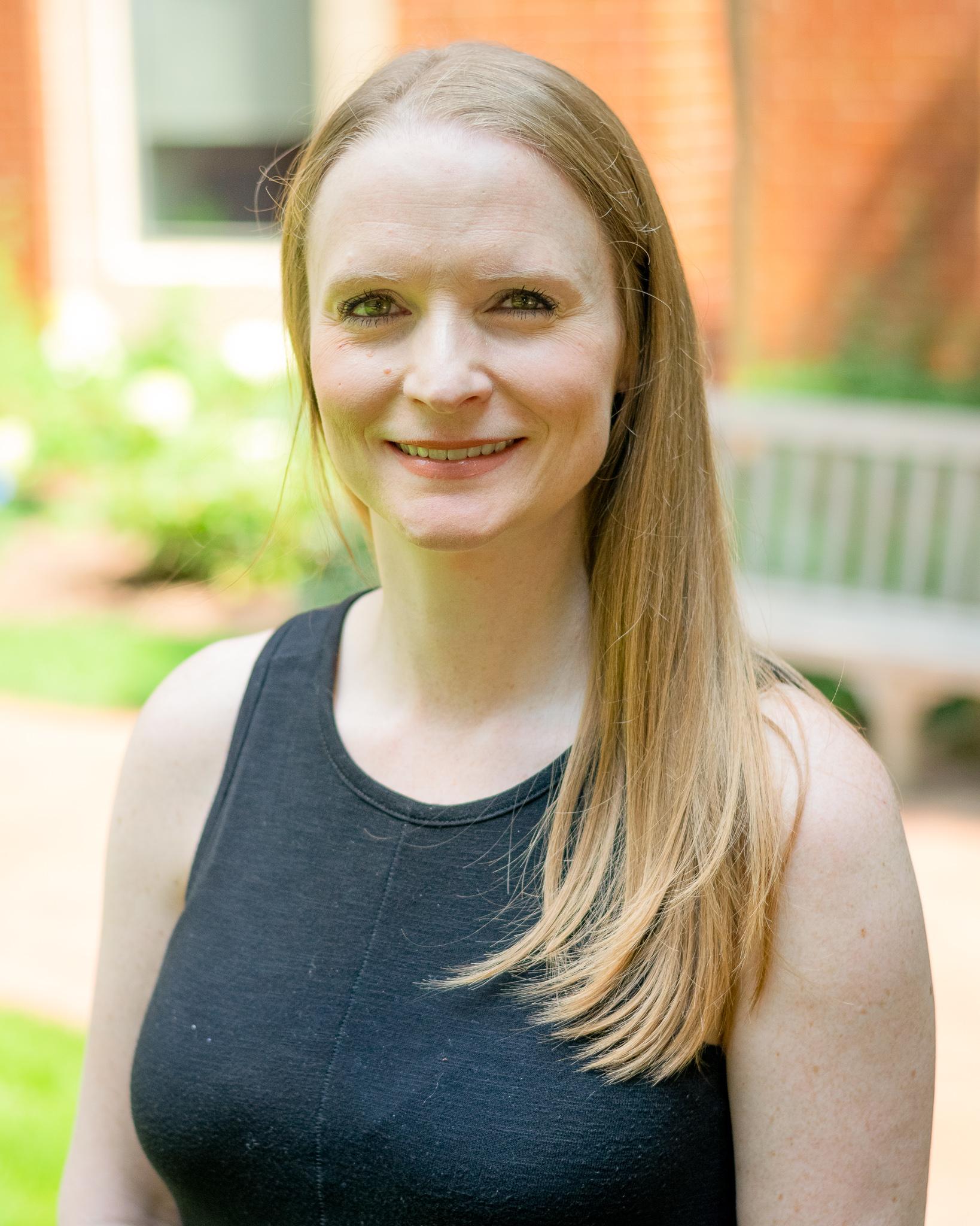 Sarah Mahoney  Administrative Assistant
