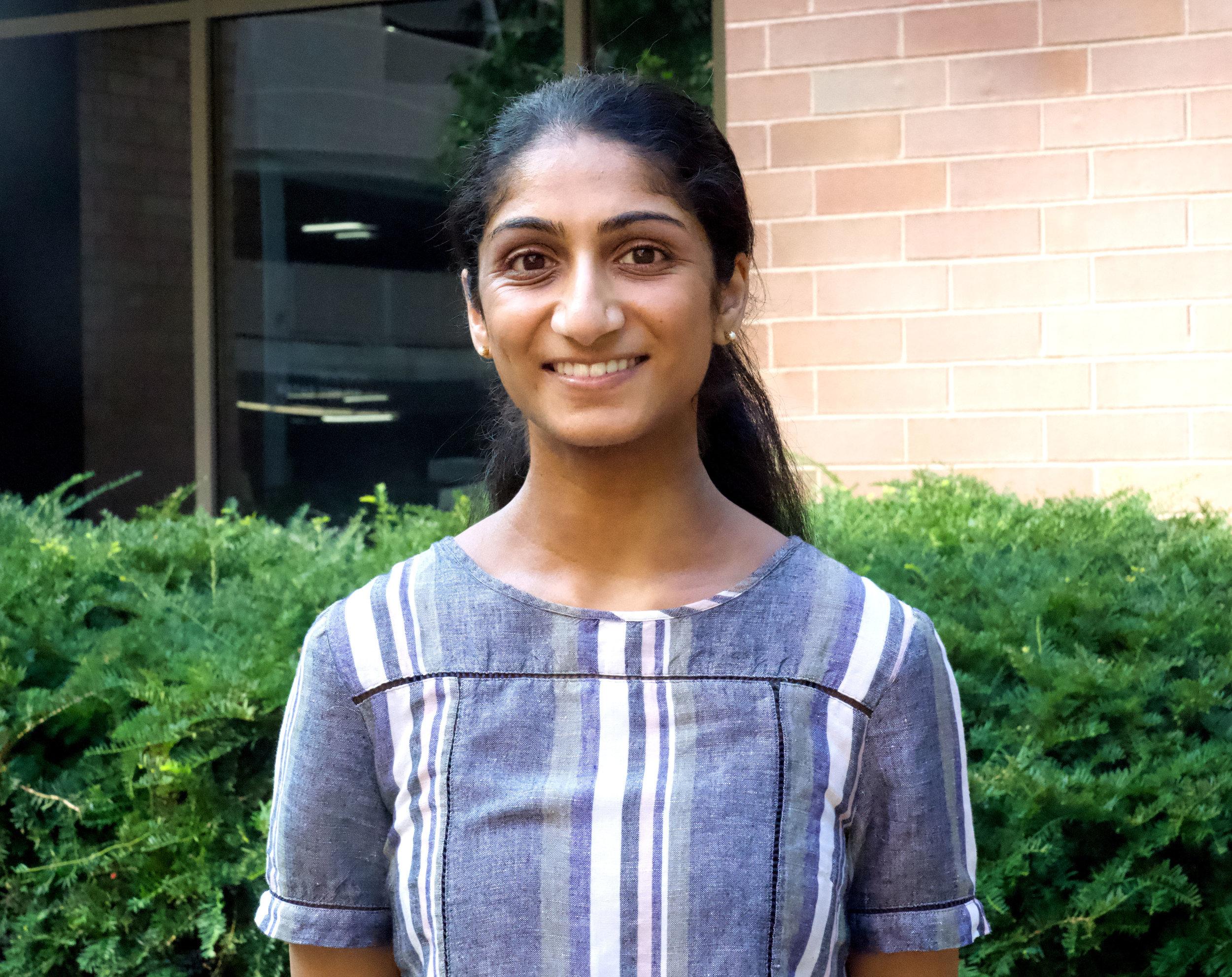 Suchita Nety  Graduate Student