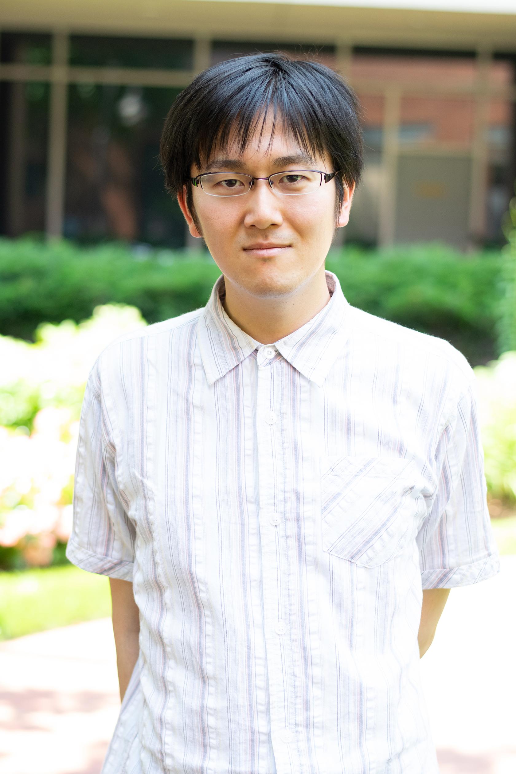 Makoto Saito  Postdoctoral Fellow