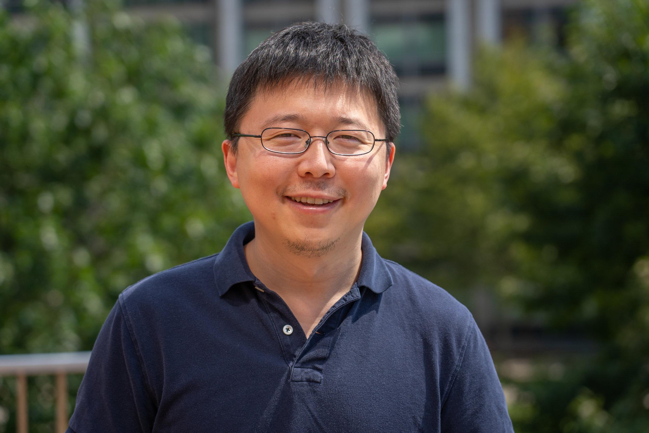 Feng Zhang  PI