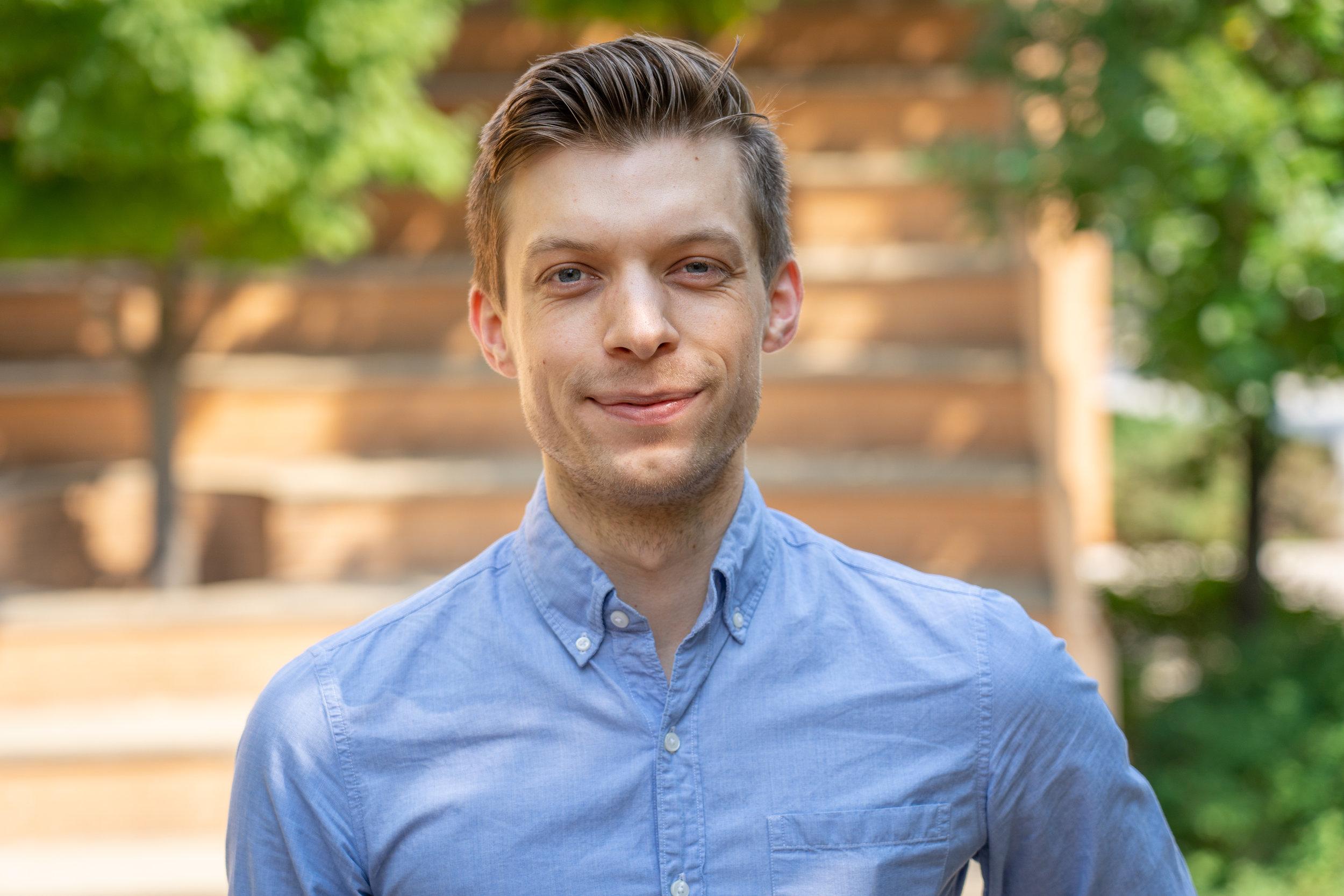 Jonathan Strecker  Postdoctoral Fellow