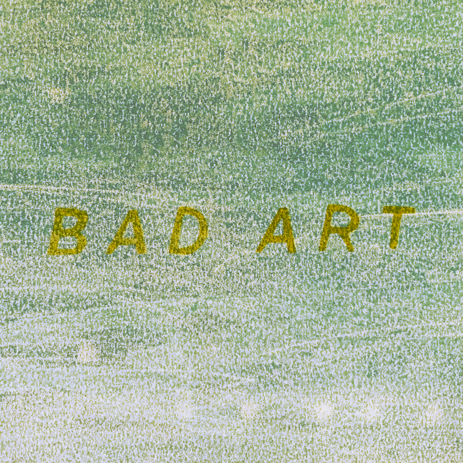 Bad Art III:Rhythm and Sound from Tuesday Night - 2019.