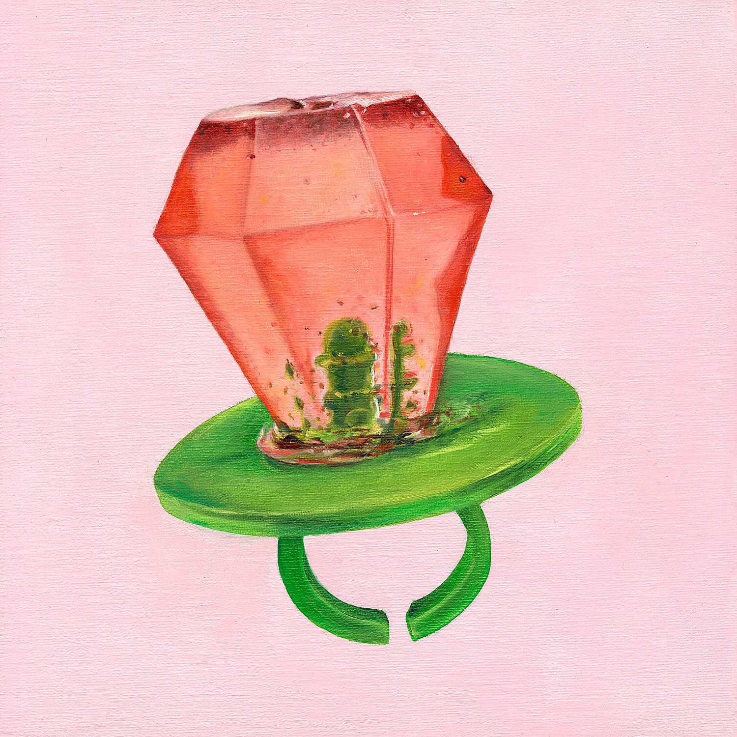 MILLENNIAL ICONS: Watermelon Ring Pop
