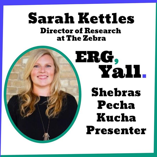 We are so excited for our ERG Summit on September 21st! Don't delay! Register Today: http://bit.ly/2lPJOpA  Our amazing supporter and event partner Sarah Kettles will be sharing her experience starting and leading the Shebras at The Zebra. If you are interested in starting an ERG at your organization you would want to miss this presentation.  #womenintech #diveirstyintech #inclusiveworkplace
